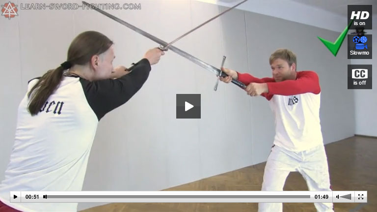 Learn Sword Fighting - Sword Fighting Video Tutorials